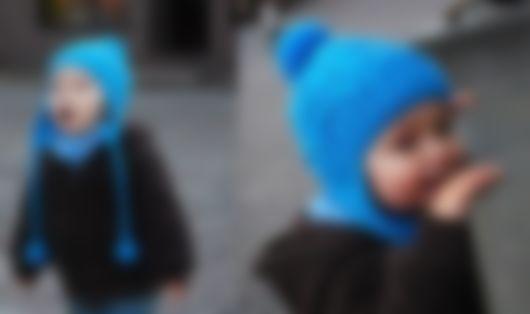Шапочка на ребенка 1 год thumbnail