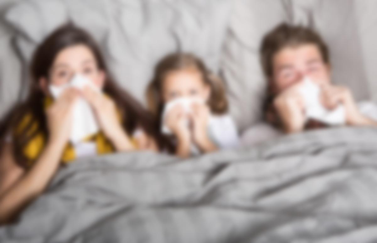 Чихаю как не разболеться