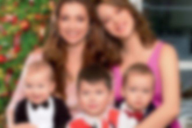 Ситтель мария с детьми