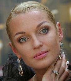 Анастасия Волочкова борется с лишним весом