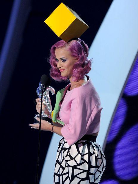 MTV Video Music Awards: неузнаваемая Гага и триумф Кэти Перри
