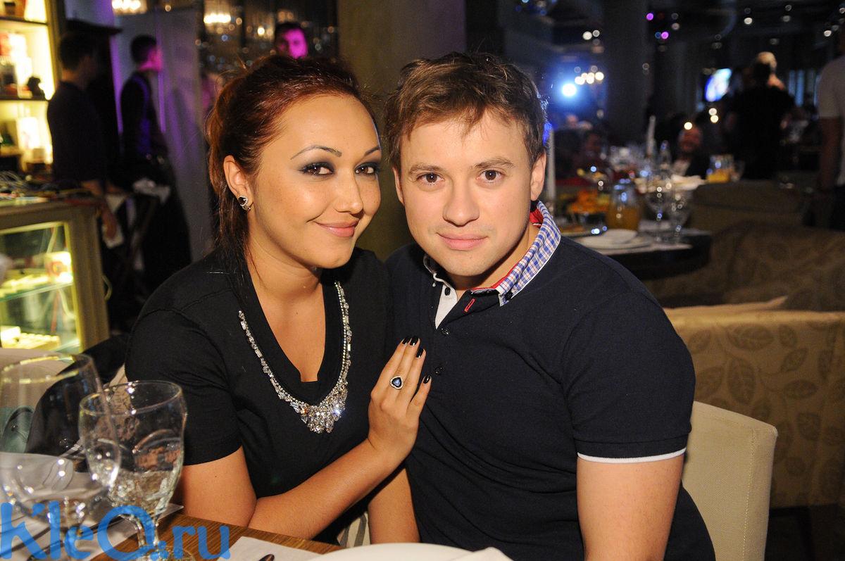 Андрей гайдулян с супругой