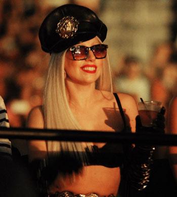 Леди Гага сходила на концерт Бритни Спирс