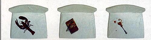 Стульяс фальшивым рисунком  Пол Смит