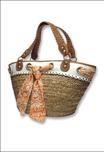 плетеные пляжные сумки - Сумки.