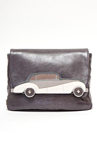 Ручная кладь.  Модные сумки зимы-2009.