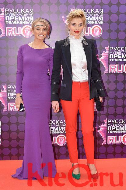Татьяна Котова с сестрой