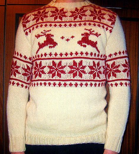 Вязание гетров спицами, как связать свитер с оленями, свитер из мохера.