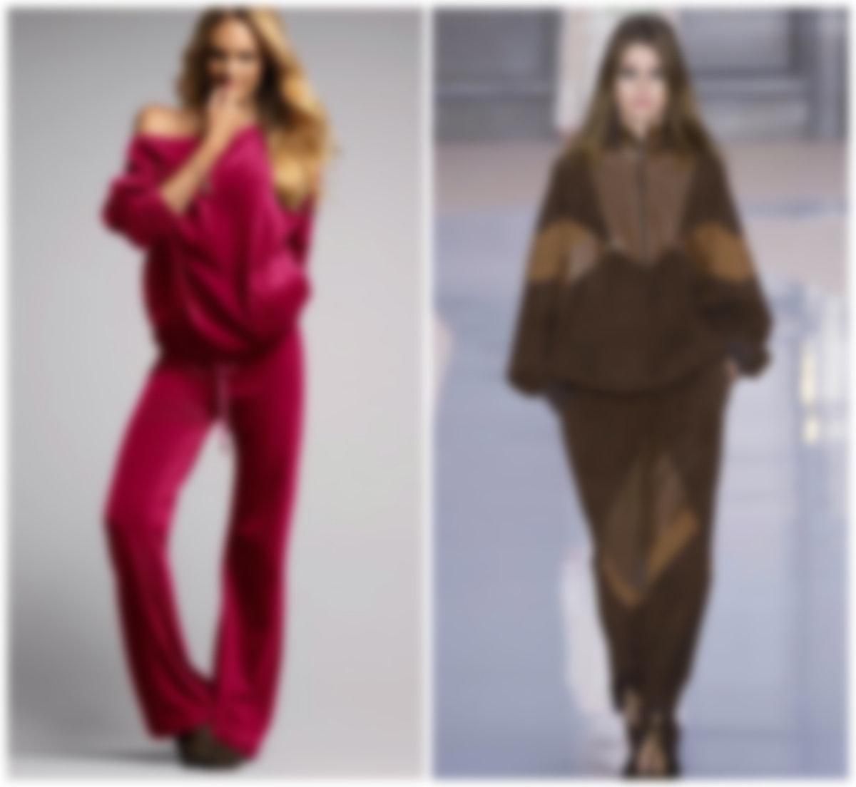 6822d6947ff7 Костюмы могут иметь традиционное исполнение с брюками, а могут быть  исполнены в виде замшевого платья. Однако замша может показаться слишком  тяжелой для ...