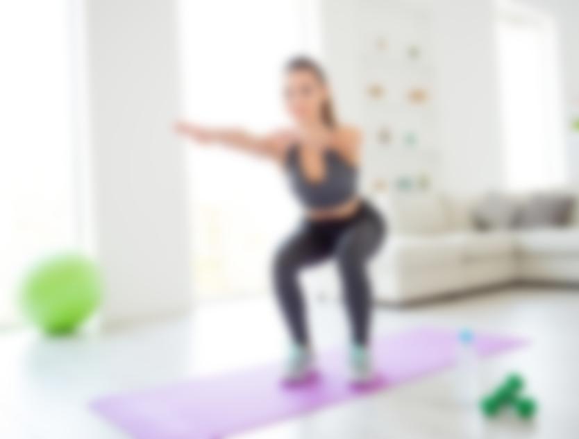 упражнения для похудения рук в домашних