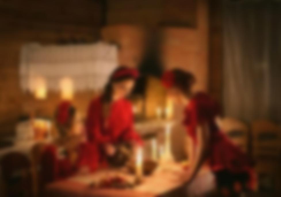 Рождественские обряды картинки