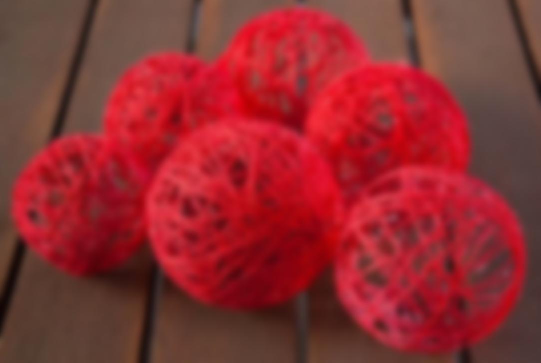 портал картинки декоративных шариков из ниток и проволоки серые глаза
