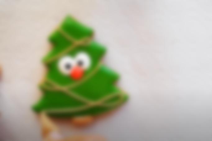 Как сделать имбирное печенье, новогодние пряники, украшаем глазурью