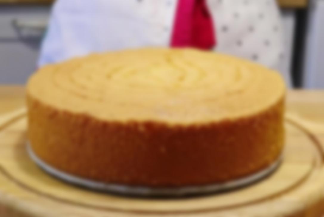 рецепт пышного бисквита для торта с фото нашем сайте