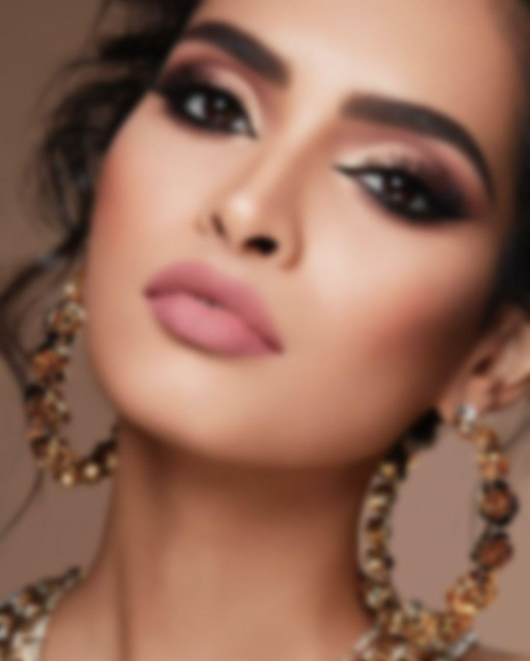 вечерний макияж фото в картинках путь популярных блогеров