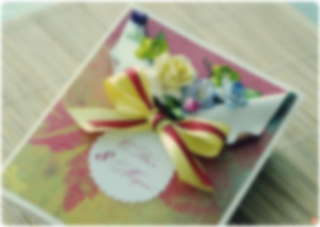 Подарок маме открытка на 8 марта своими руками, виде кленового листа