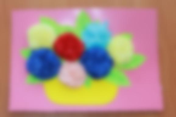 сочетая отличные открытки с цветами из салфеток страшная собака