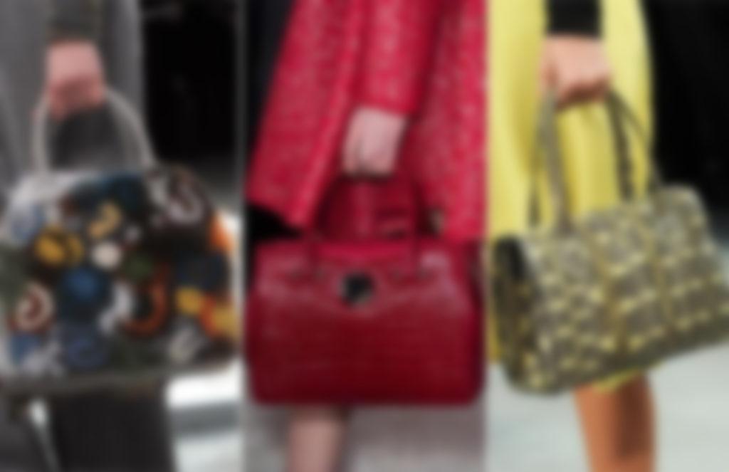 9c328ca18d15 Не стоит забывать классическое правило сочетания яркого цвета и формы сумки  - простой фасон в сочетании с наличием минимального декора.