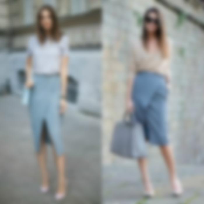 7aff2c12bcb Модницам с любовью к роскоши стилисты рекомендуют посмотреть последние  коллекции бренда Nili Lotan. Модный дом представил черную юбку