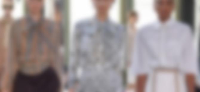 9d99565f042 Блузки 2019 года  модные тенденции (фото весна-лето)