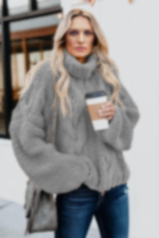 композициях объемный свитер крупной вязки фото уверена, что