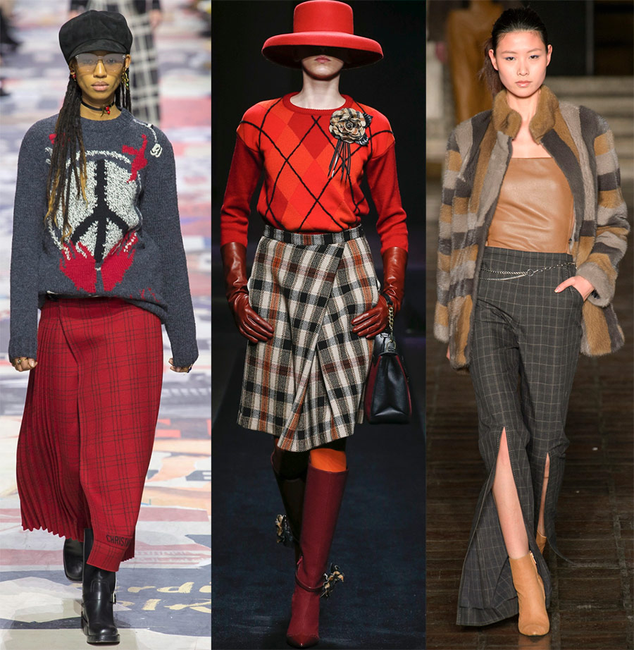 26be8309b04b Юбки 2019 года - модные тенденции: фото новинок, выкройки, идеи фасонов