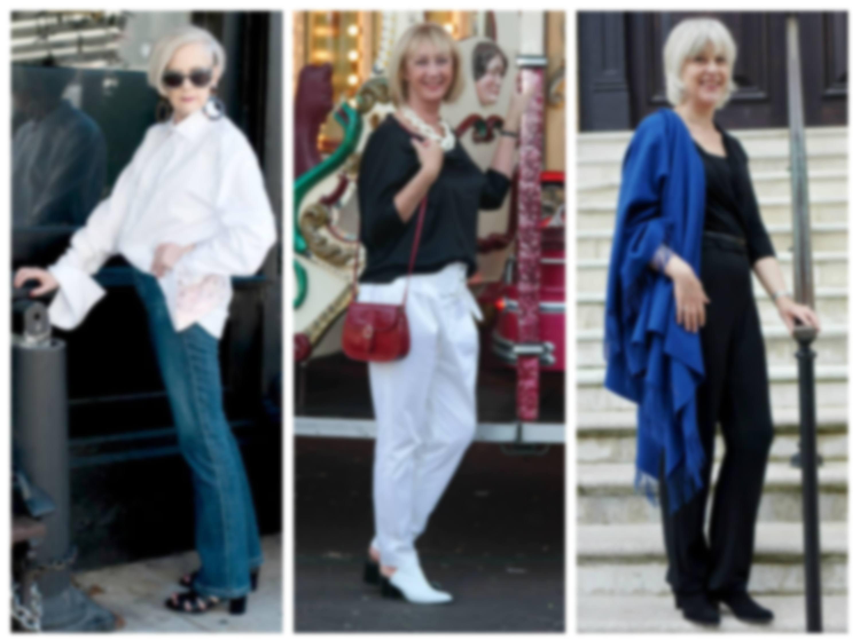 3e8c6960497 ... критериями в выборе одежды для женщин в возрасте. Чтобы показать свою  привлекательность
