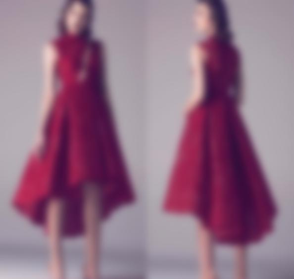 Довгі сукні – це класичний варіант. Таке вбрання буде елегантним 88b24acd127fe