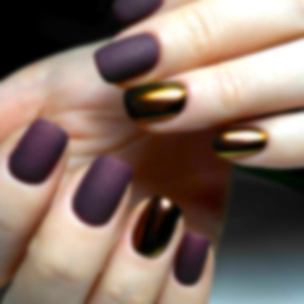 Дизайн ногтей 25, фото: новинки, красивый (осенний)