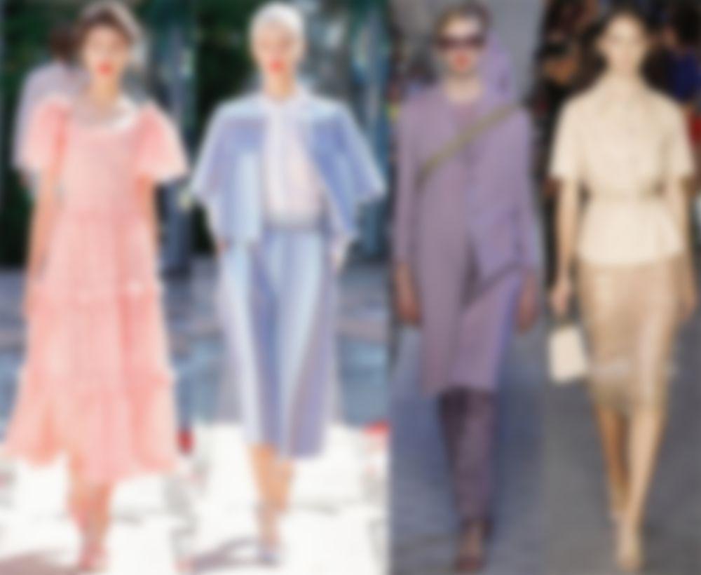 Мода 2019 года: фото в женской одежде, весна-лето, кому за 40 рекомендации