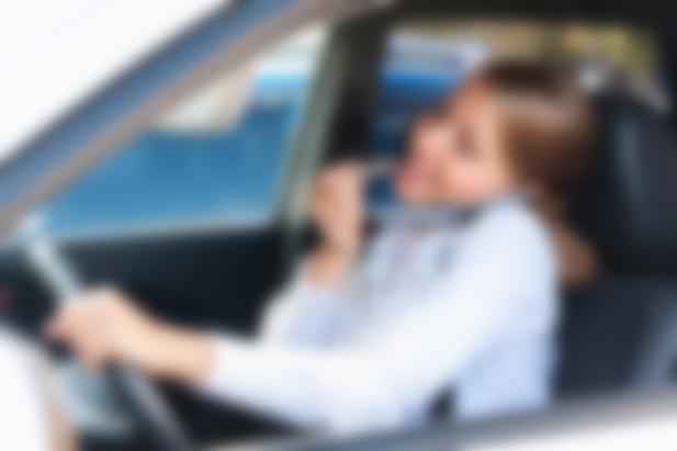 фото женщины за рулем
