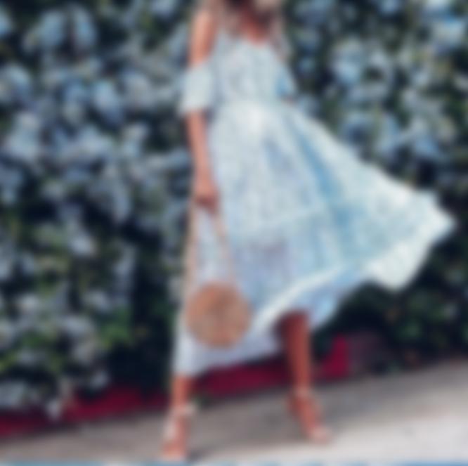 60769438e91 Летние платья 2018 года  модные тенденции (фото