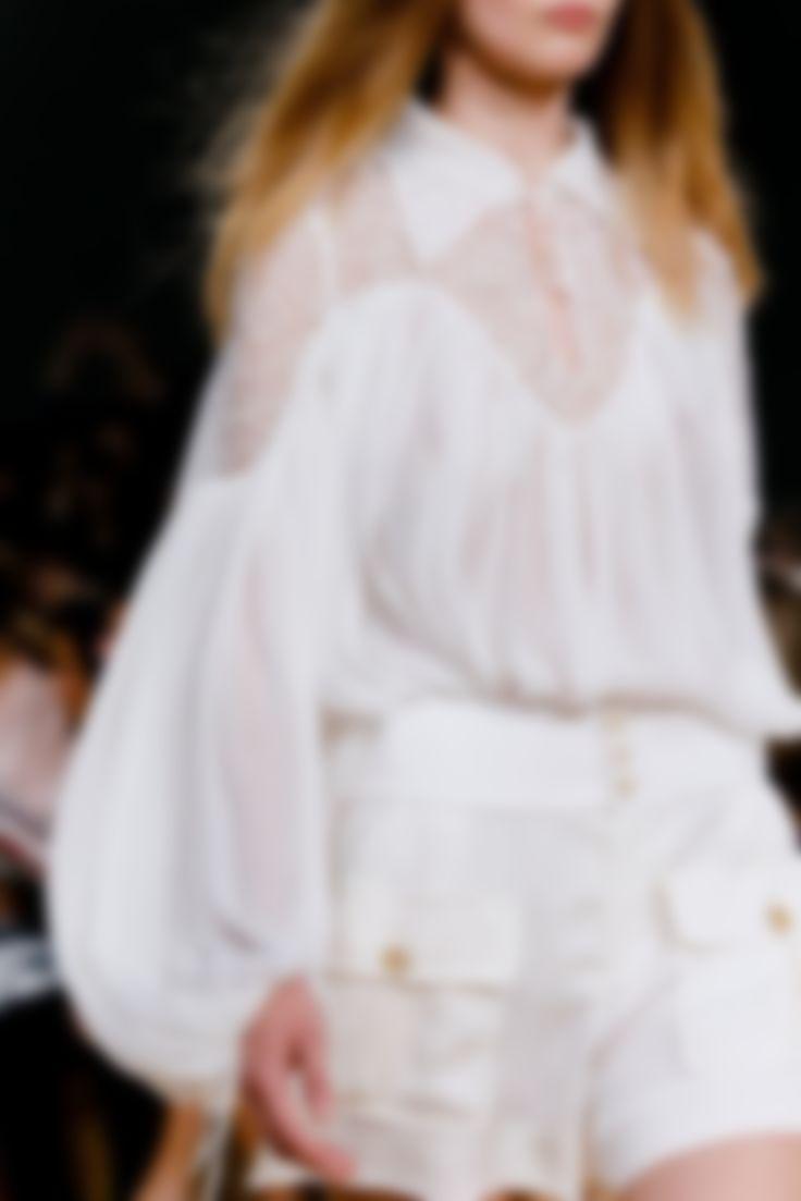 фото шифоновых блузок с показов высокой моды секрет