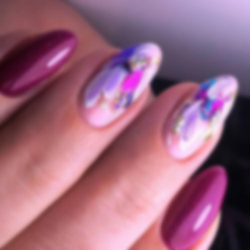 фотографии картинок на ногтях