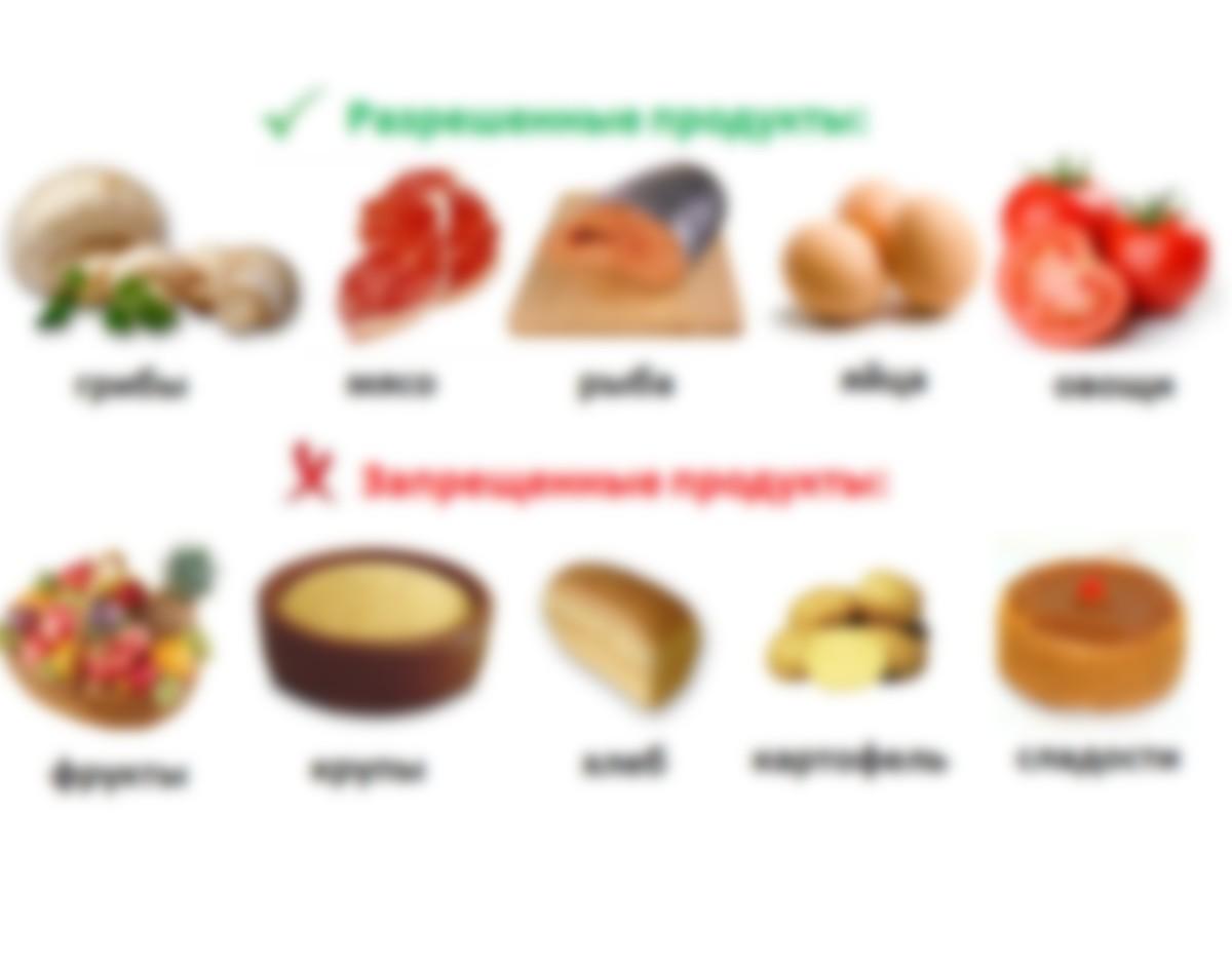 диета при диабете что можно кушать