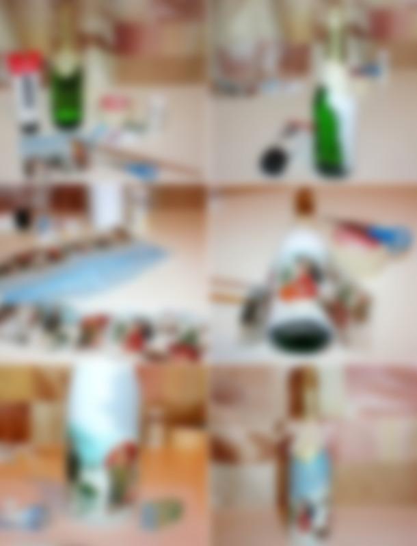 Украшение новогодних бутылок шампанского своими руками фото