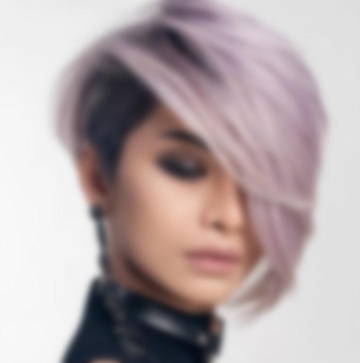 Модные цвета на короткие волосы фото