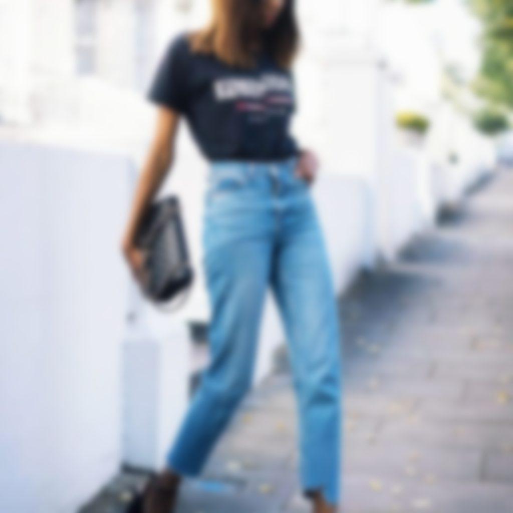 Модные джинсы 2018 женские фото