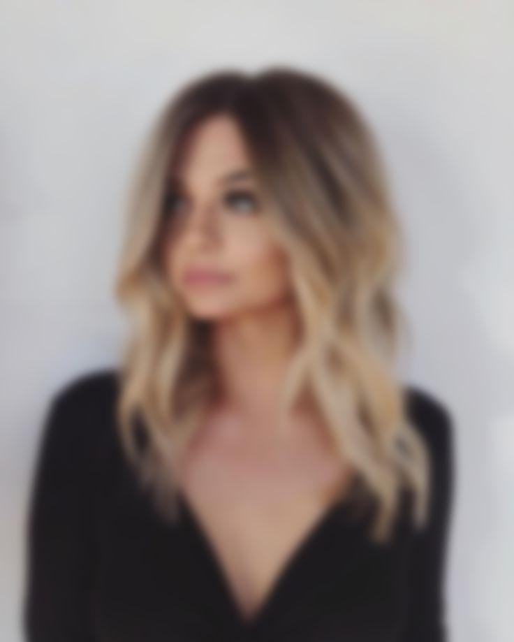 окрас волос омбре на средние волосы фото ограничения пользование