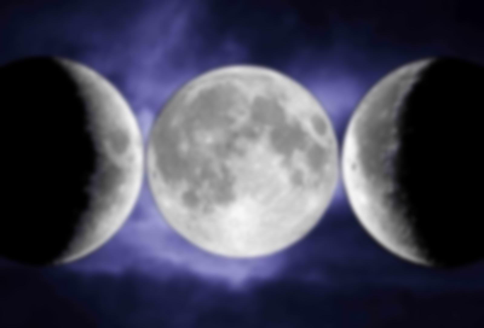 фото луны в разных фазах ходил гималайски, ставя