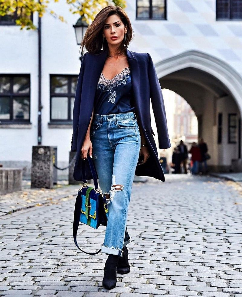 Уличная мода осень-зима 2019-2020: основные тенденции с фото