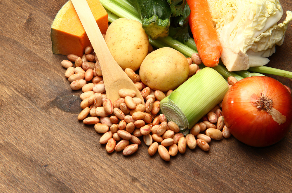 Календарь питания по дням во время Великого поста 2019. Рецепты постных блюд