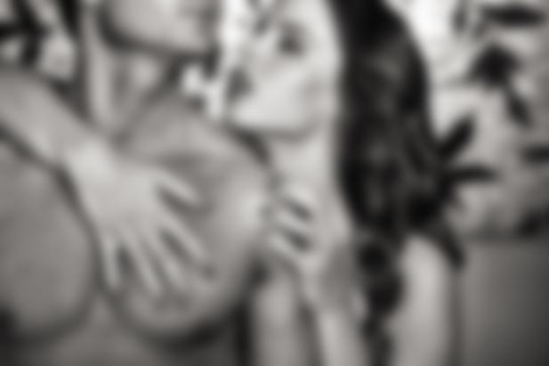 Секс между мужем и женой с фантазиями