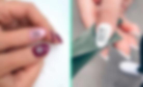 Новинки модного маникюра 2019 года на короткие ногти