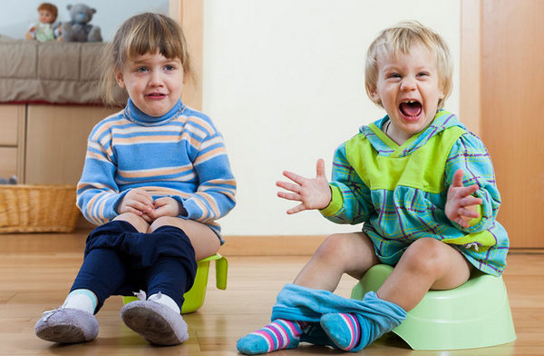 Как приучить ребенка к горшку в 1,5 года?