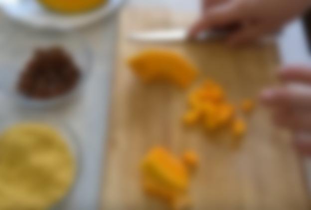 Пшено-ячневая каша с тыквой в пост - рецепт пошаговый с фото