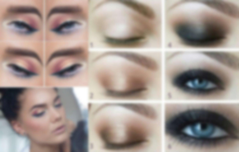 Какие цвета увеличивают глаза