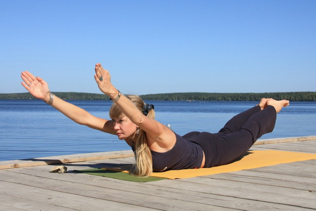Упражнения для желчного пузыря при застое желчи: физическая и дыхательная гимнастика