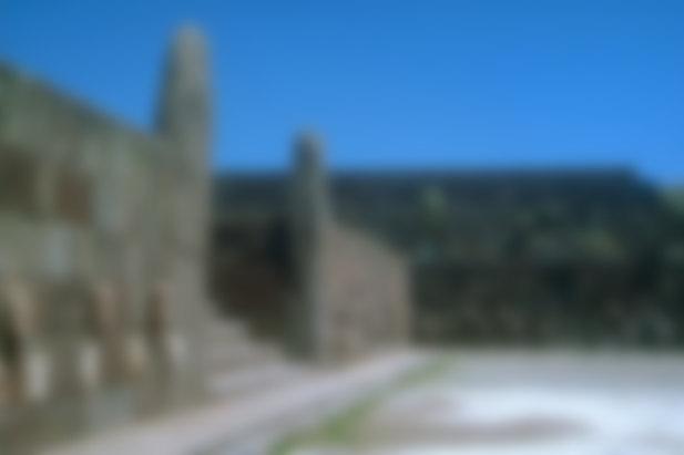 Руины Тиауанако