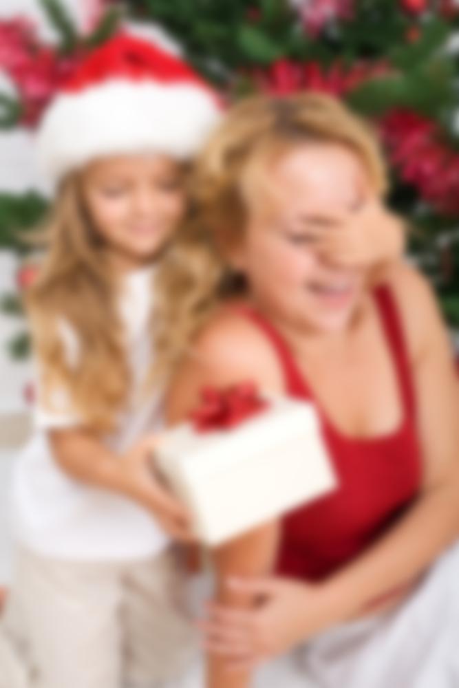 Новогодние картинки для мамы на новый год